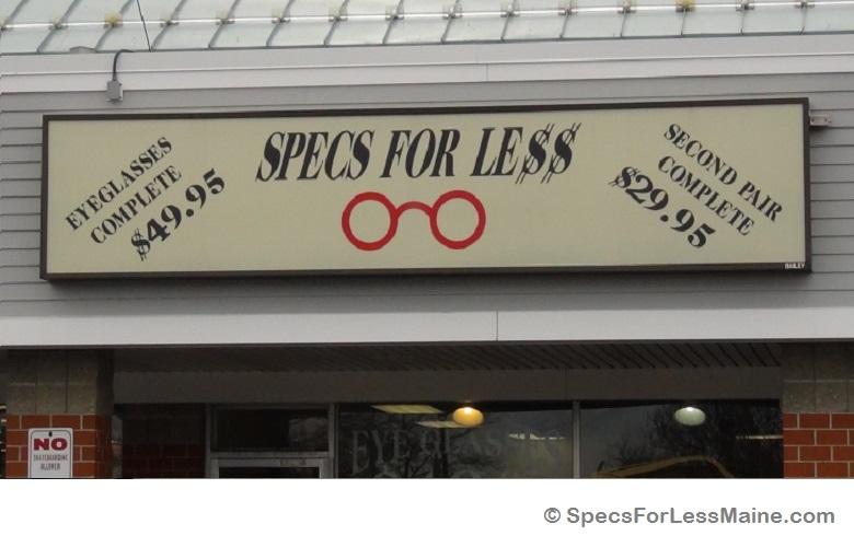 Specs For Less >> Specsforlessmaine Com